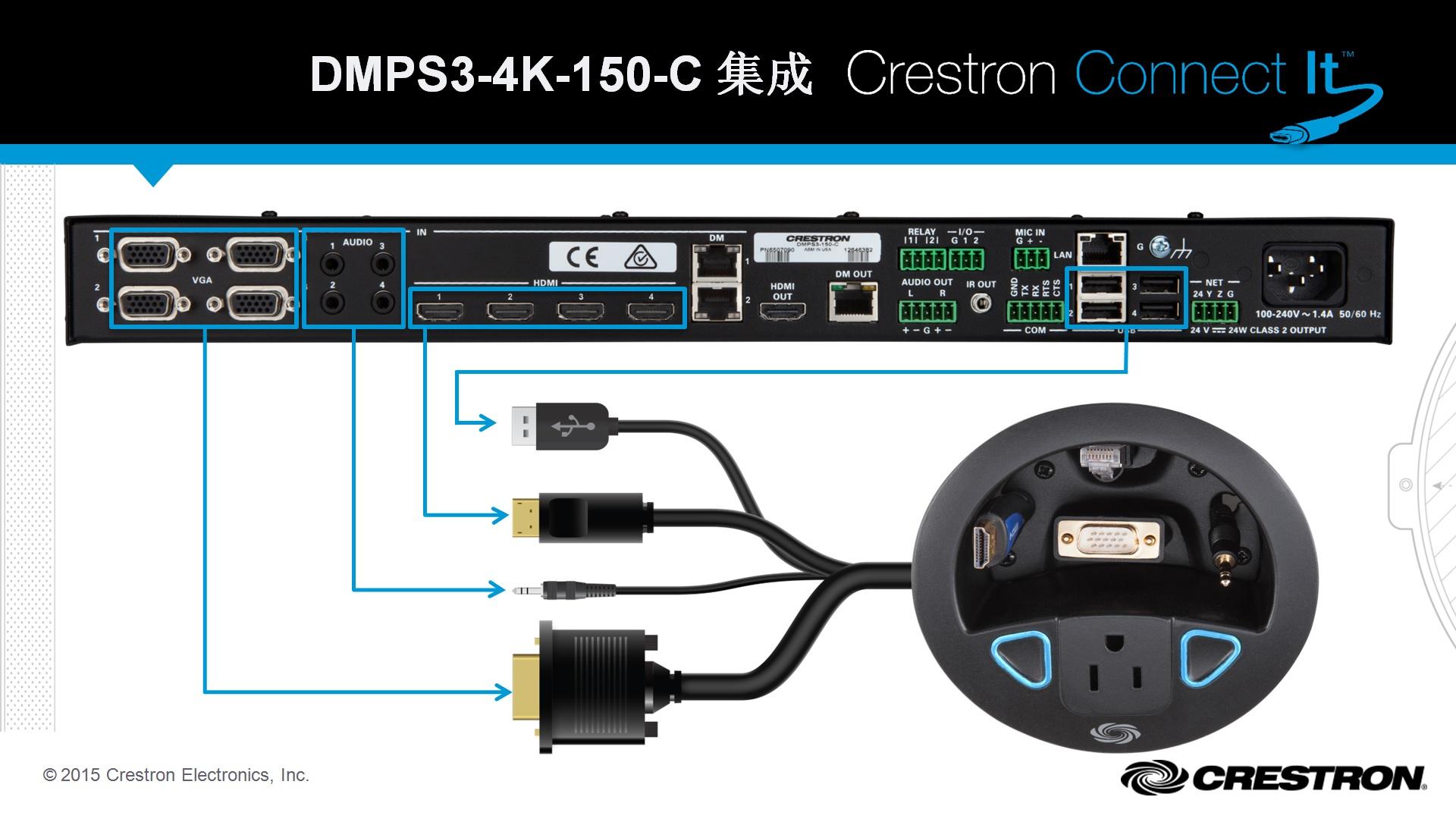 DMPS3-4K-150-C