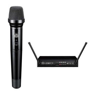莱维特(LEWITT)LTS 240 Diversity C无线话筒电容麦克风录音