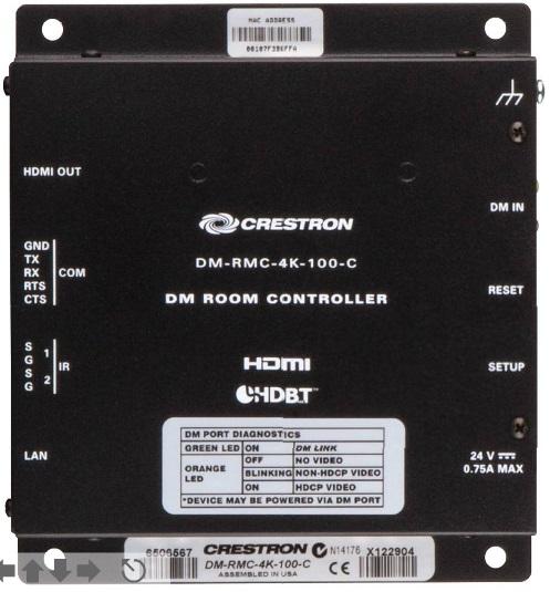 DM-RMC-4K-100-C DM接收器