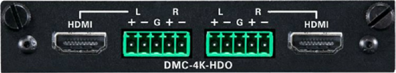 DMC-4K-HDO DM输出卡