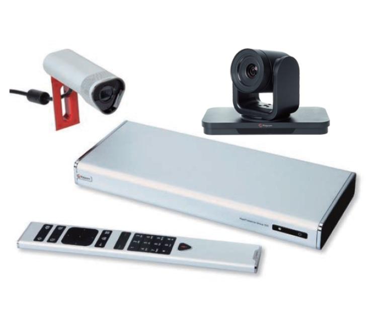 Ploycom Group-300 视频会议终端套装