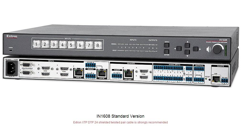 IN1608  AV切换器
