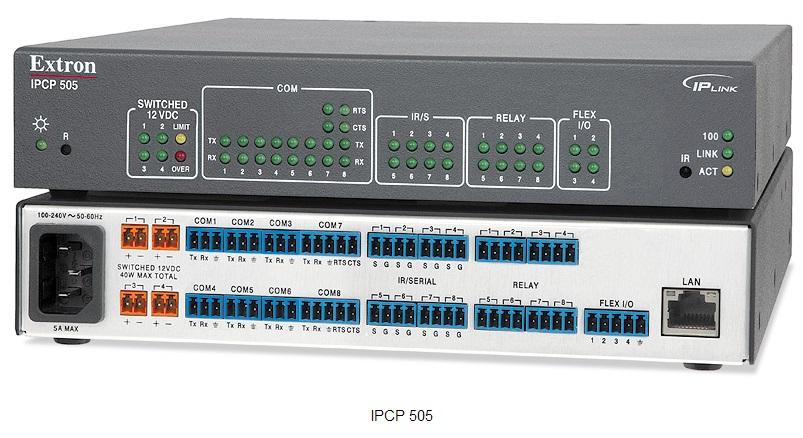 IPCP 505 中控主机