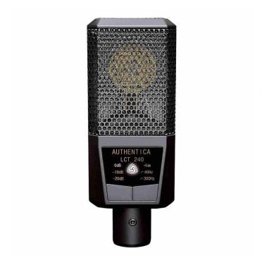 莱维特(LEWITT)LCT 240电容麦克风 录音 主播 YY K歌话筒 黑色