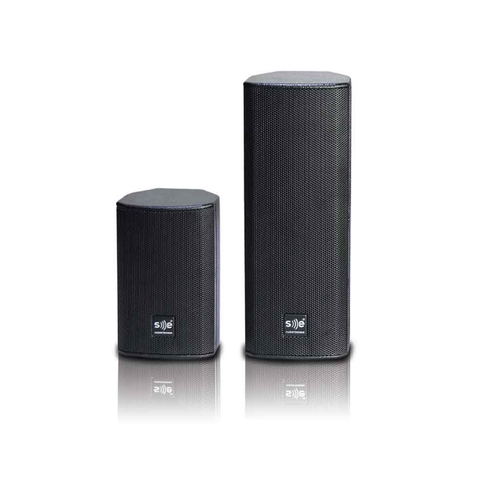 SE美高 M-242(w)G2  全频音扬声器(双4寸无源扬声器)