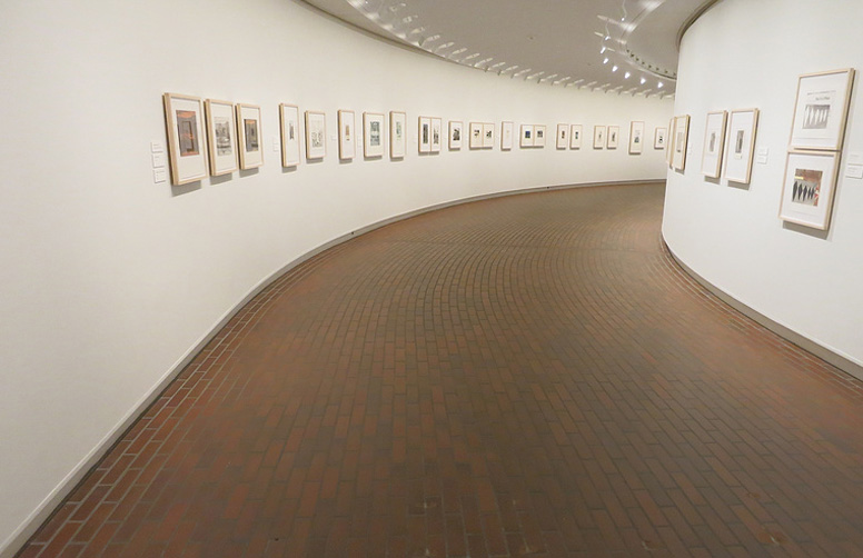 韩某某二十周年画展