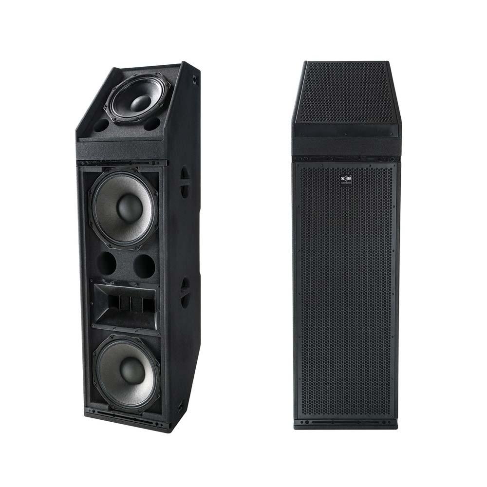 SE美高 V-UA1  线阵列扬声器(8只可覆盖360°扩声范围)